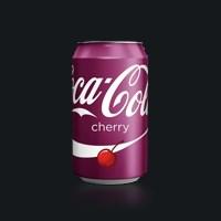 Image de Coca-Cola Cherry 33cl