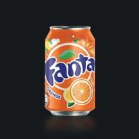 Image de Fanta Orange 33cl