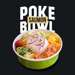 Image de Poke Bowl Saumon