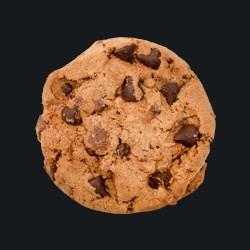 Image de Cookie Chocolat-framboise