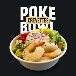 Image de Poke Bowl Crevettes